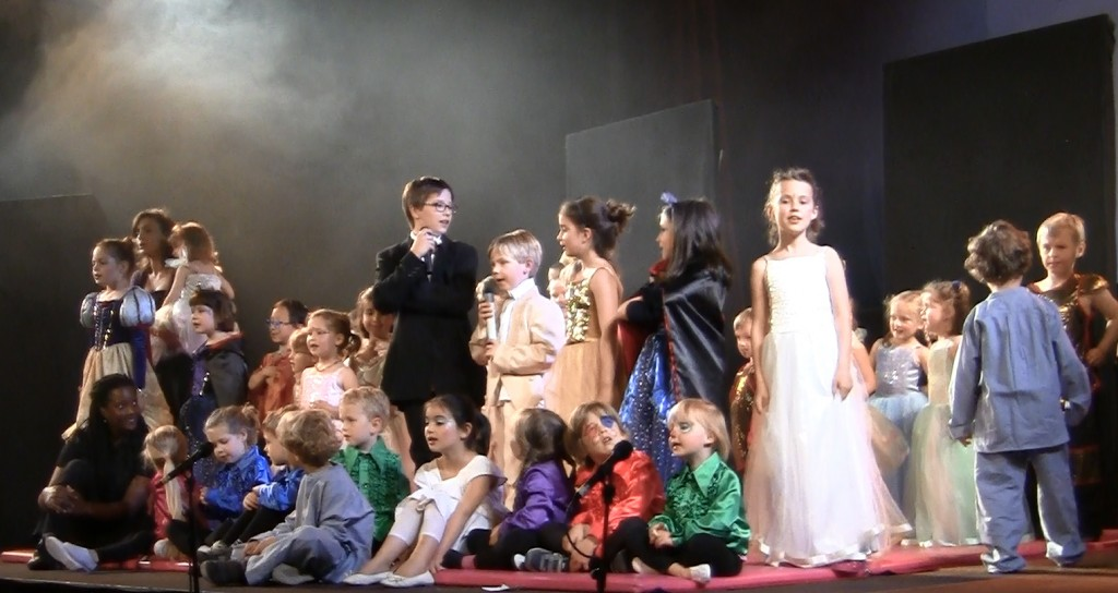 Salle des fêtes du Pecq, spectacle 2014