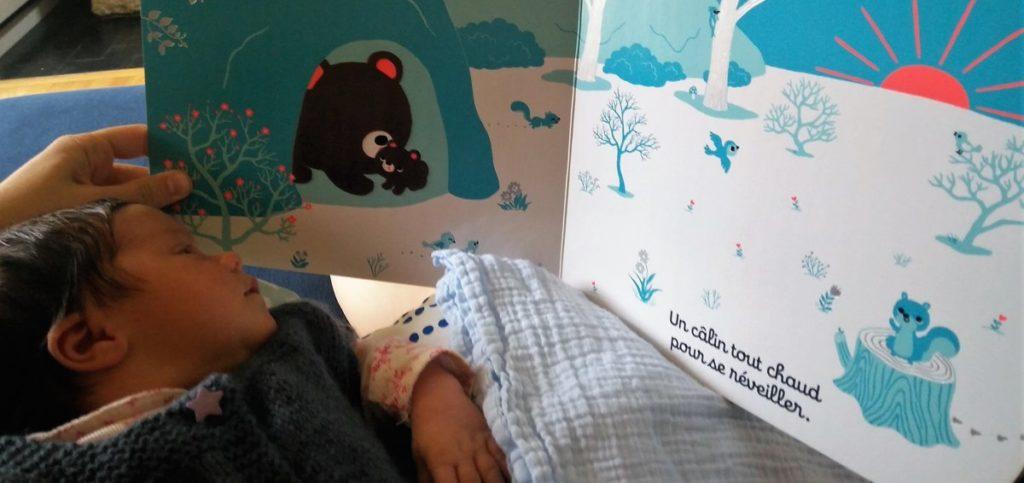 bébé lecteur